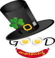 Good morning 3 resize vector image