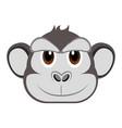 avatar of a gorilla vector image