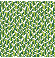 ornate urban jungle print template vector image