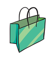a bag vector image vector image