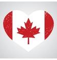 emblem of canada vector image