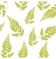 Abstract Natural Spring Seamless Pattern vector image