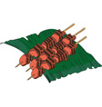 sate vector image