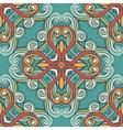 vintage seamless pattern tile vector image