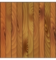 brown wooden planks background vector image vector image