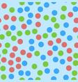 polka dots seamless texture seamless pattern vector image