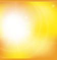 sunshine 1 vector image