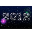 new year celebration vector image