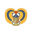 scarab egyptian sacred bug symbol of the sun vector image