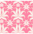 Pink Design pattern for wallpaper background vector image