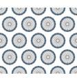 bike wheel pattern vector image