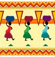 African design vector image