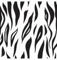 Tiger seamless texture abstract background on vector image