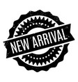 new arrival rubber stamp