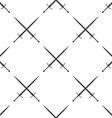 sword seamless pattern vector image
