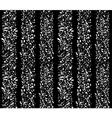 black rain vector image