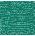 Maths Equation Pattern vector image