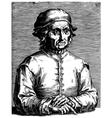 Hieronymus Bosch vector image