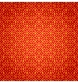 Gold and red geometric national chinese seamless vector image