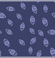 eye icon seamless pattern vector image