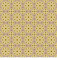 Seamless indian pattern vector image