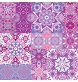 Set of seamless pattern Seamless abstract pattern vector image