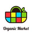 OrganicIcon vector image