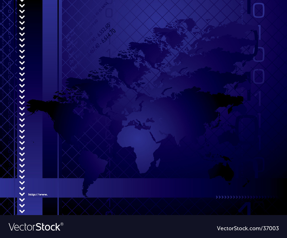 Global background vector