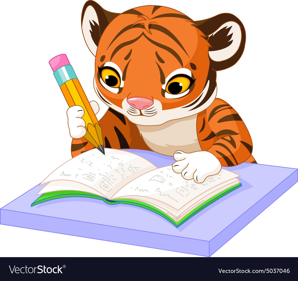 Tiger learns vector