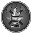 icon forge1 vector image vector image