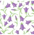 bells pattern vector image vector image