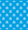 camouflage jacket pattern seamless blue vector image