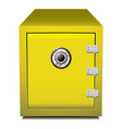 business safe vector image vector image