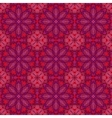 Seamless colorful pattern East purple vector image