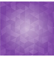 purple polygon abstract background graphic design vector image