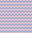 Chevron seamless pattern background Rose quarts vector image