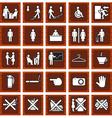 Office Door Signs vector image