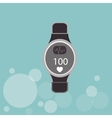 time icons design vector image