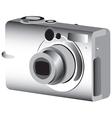 camera photo vector image vector image