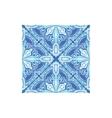 Geometric Pattern Azulejo Tile Portuguese Famous vector image