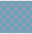 Flowers geometric seamless pattern 3908 vector image