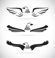 image of an eagle vector image vector image