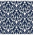 Seamless arabic pattern vector image