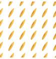 seamless pattern summer beach surfboard vector image