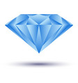 Icon design with concept diamond vector image