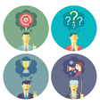 Business and Management set 2 vector image