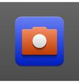 camera icon Eps10 vector image