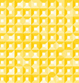 Seamless Yellow Texture vector image