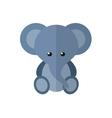 a elephant vector image