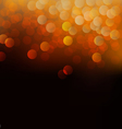 Bokeh celebrate background eps10 vector image